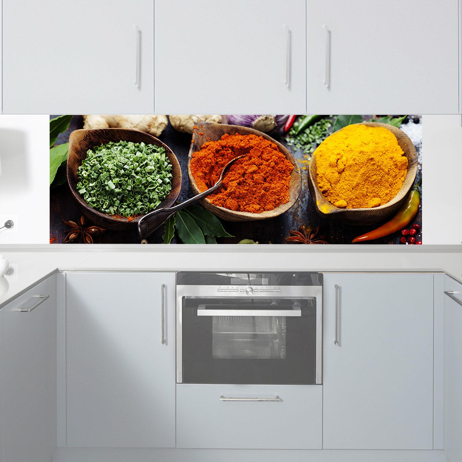 küchenrückwand digitaldruck auf premium pvc folie 1027-1 motiv